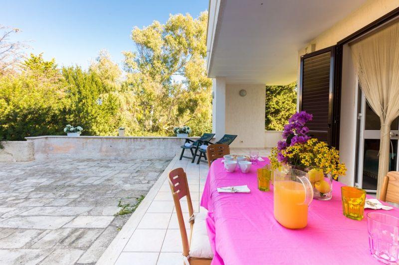 Veranda Location Villa 94351 Ostuni