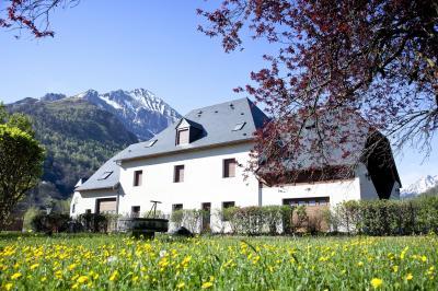 Vue ext�rieure de la location Location Gite 94834 Val d'Azun