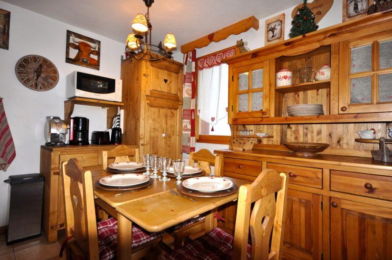 Vue autre Location Appartement 94862 Méribel