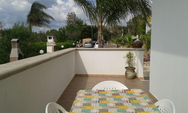 Vue du balcon Location Appartement 95183 Gallipoli