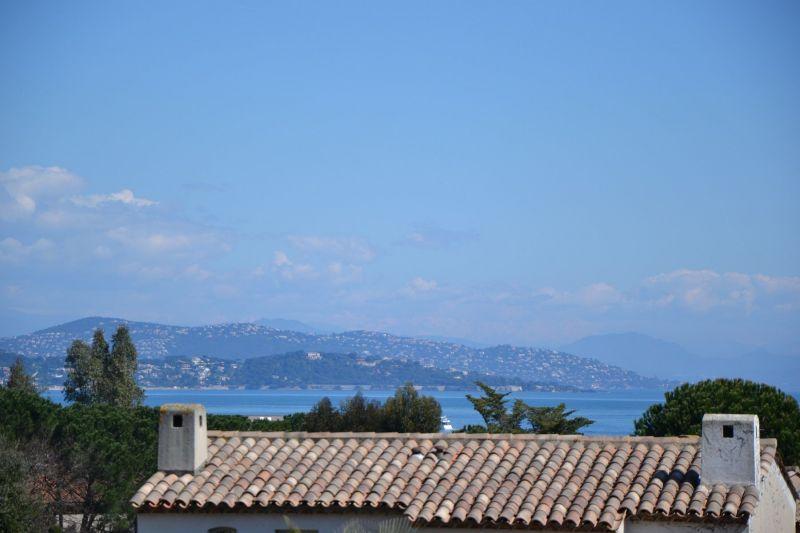 Vue du balcon Location Maison 95795 Saint Tropez