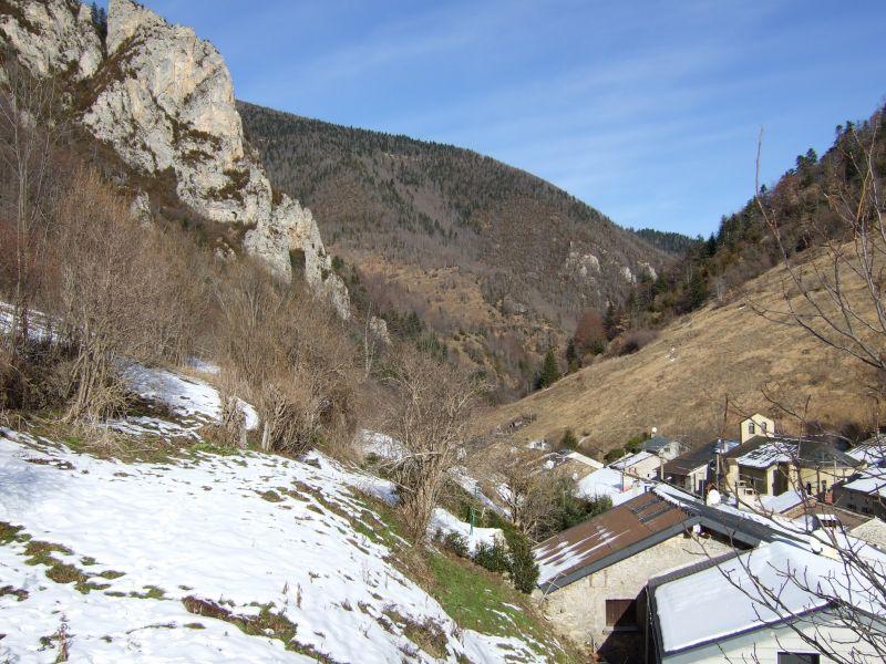 Vue extérieure de la location Location Gite 95876