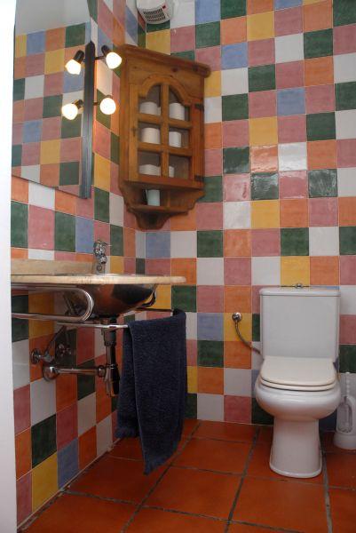 WC séparé Location Gite 100163 Barcelone