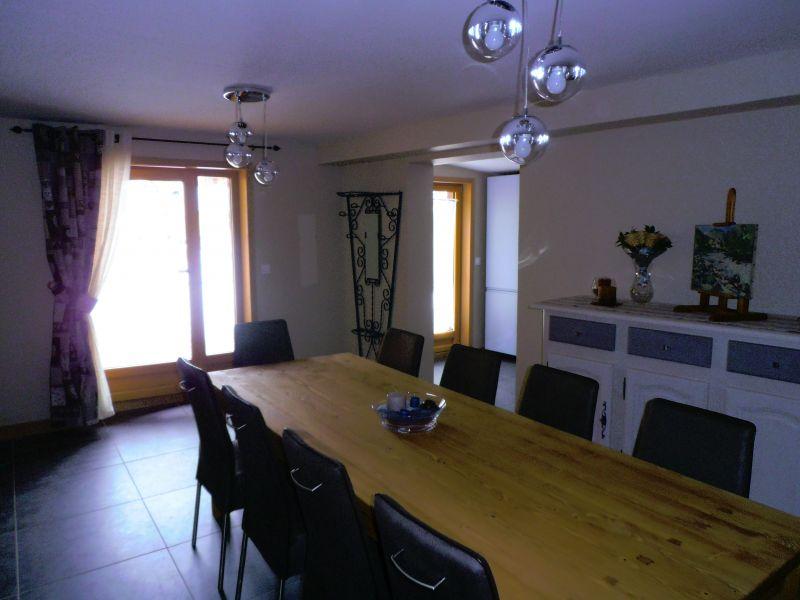 Salle à manger Location Appartement 100352 Valloire