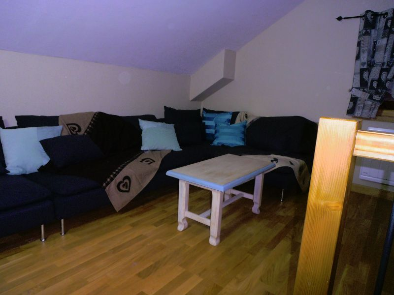 Salon Location Appartement 100352 Valloire