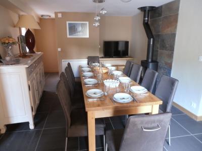 Salle � manger Location Appartement 100352 Valloire