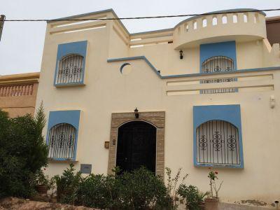 Vue ext�rieure de la location Location Villa 101141 Tiznit