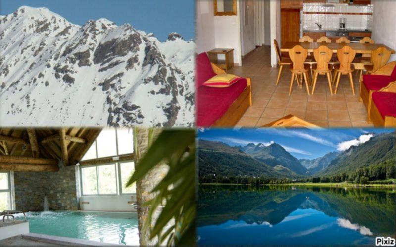 Location Appartement 101797 Saint Lary Soulan