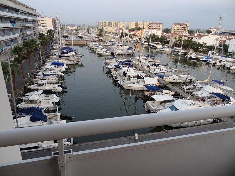 Vue du balcon Location Appartement 102806 Rosas