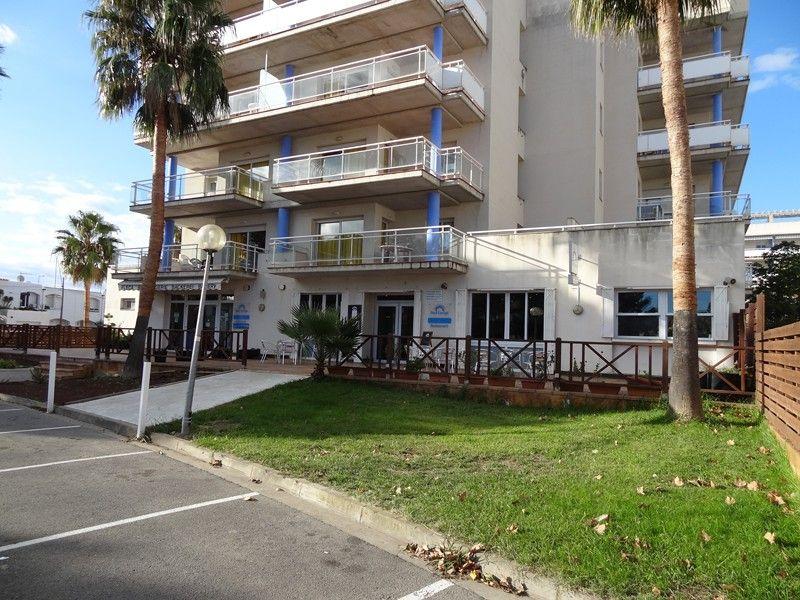 Vue extérieure de la location Location Appartement 102806 Rosas
