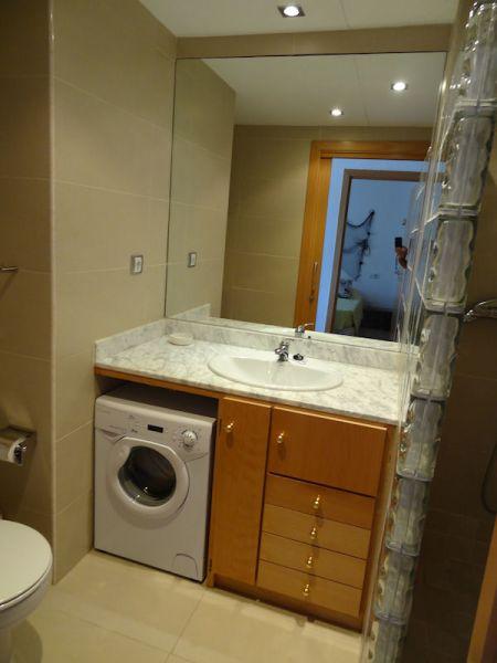 salle de bain Location Appartement 102806 Rosas