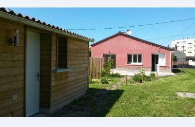 Jardin Location Maison 103233 Berck-Plage