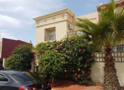 Vue extérieure de la location Location Villa 104923 Rabat