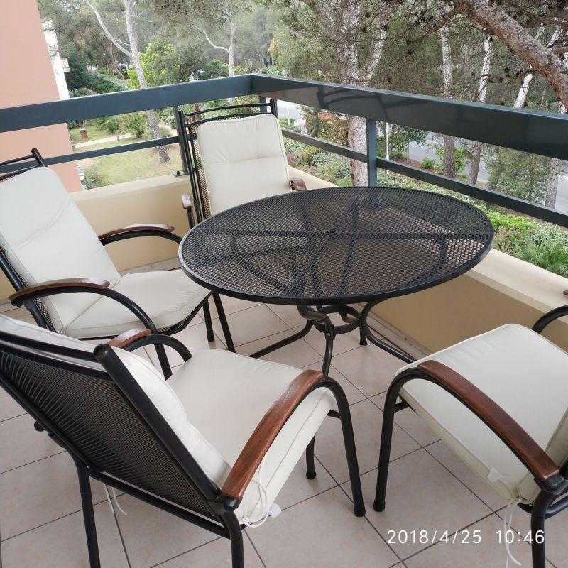 Terrasse Location Appartement 107365 Fréjus