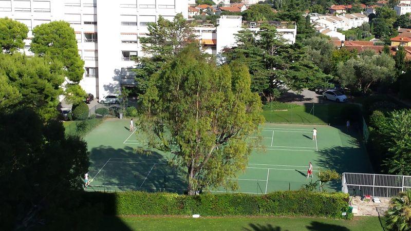 Vue extérieure de la location Location Appartement 107906 Antibes