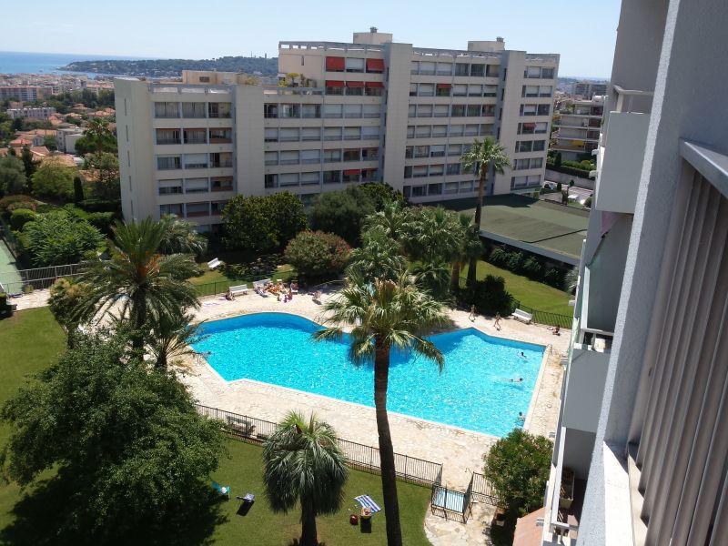 Piscine Location Appartement 107906 Antibes