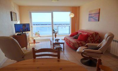 Vue depuis la location Location Appartement 108125 Jard sur mer