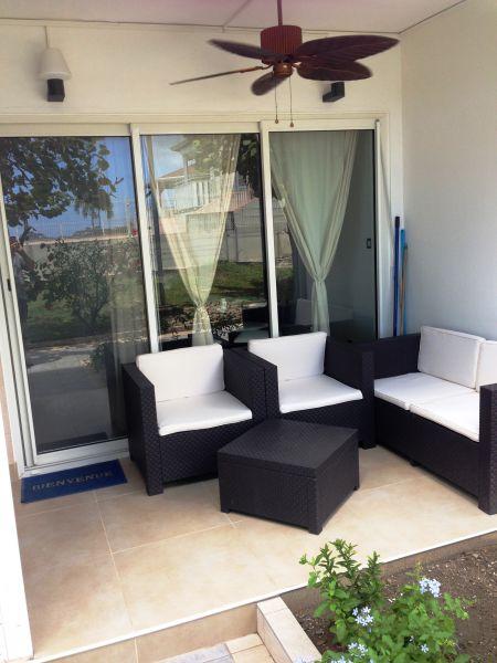 Entrée Location Appartement 108399 Marigot
