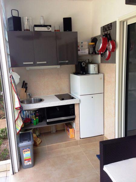 Cuisine d'été Location Appartement 108399 Marigot
