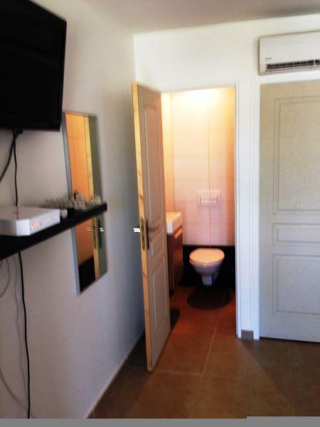 WC séparé Location Appartement 108399 Marigot