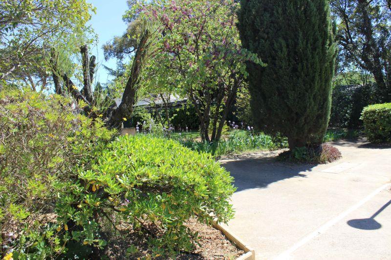 Vue extérieure de la location Location Maison 108421 La Londe les Maures