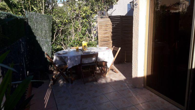 Vue de la terrasse Location Maison 108421 La Londe les Maures