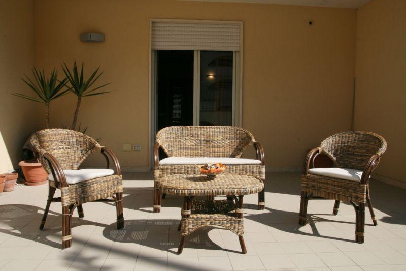 Vue extérieure de la location Location Appartement 108774 Otranto