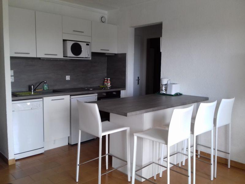 Cuisine américaine Location Appartement 109831 Canet-en-Roussillon