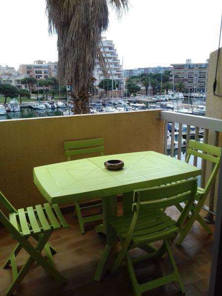 Balcon 1 Location Appartement 109831 Canet-en-Roussillon
