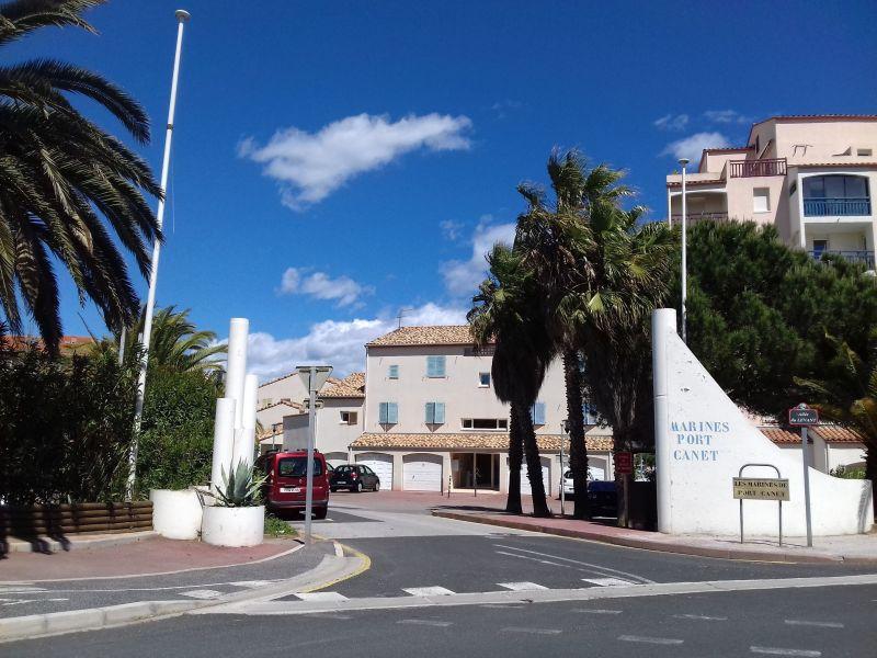 Entrée Location Appartement 109831 Canet-en-Roussillon