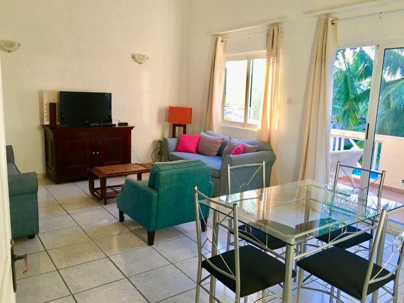 Salle à manger Location Appartement 111737 Flic-en-Flac