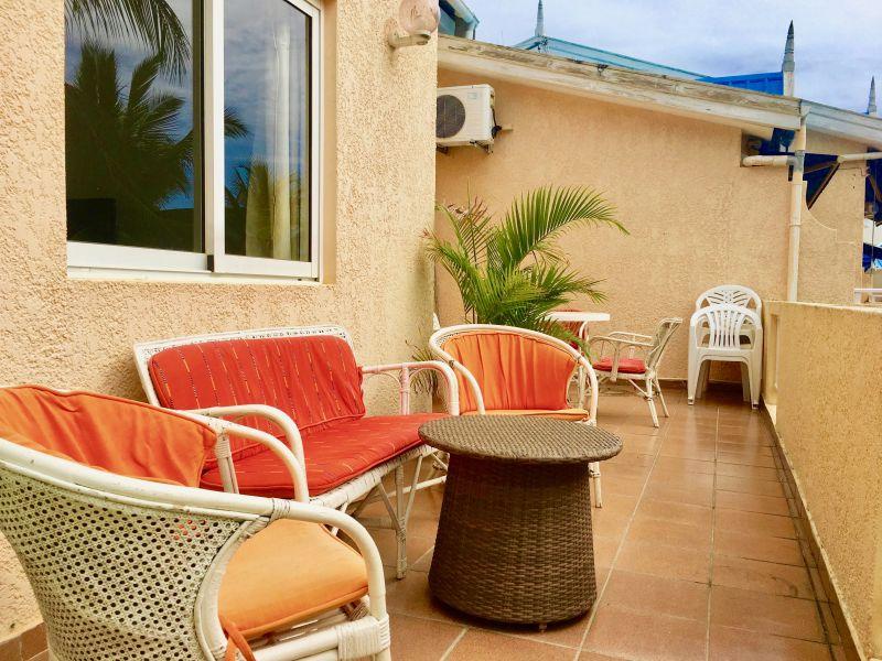 Terrasse Location Appartement 111737 Flic-en-Flac