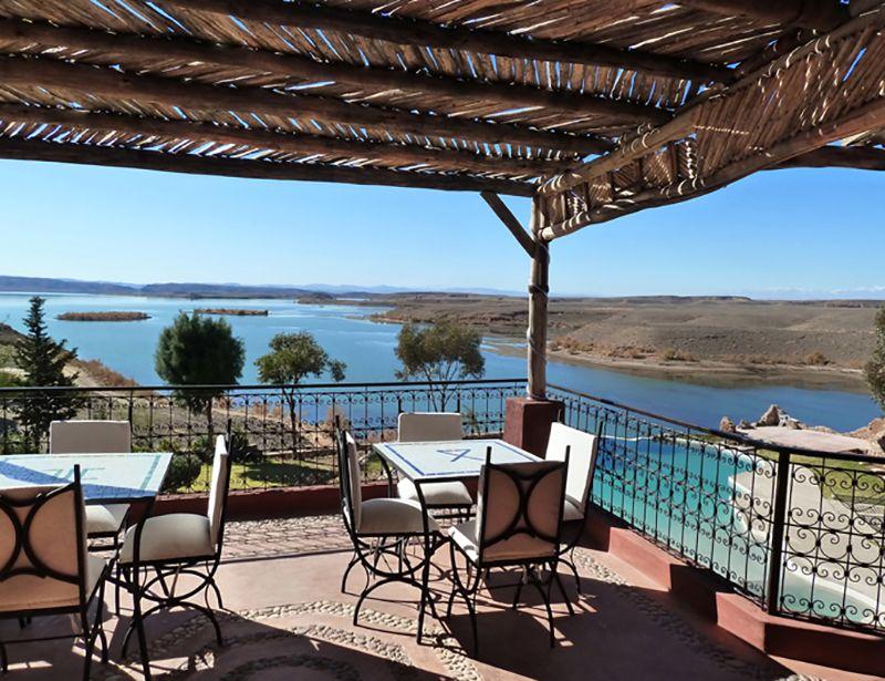 Terrasse 2 Location Villa 111951 Ouarzazate