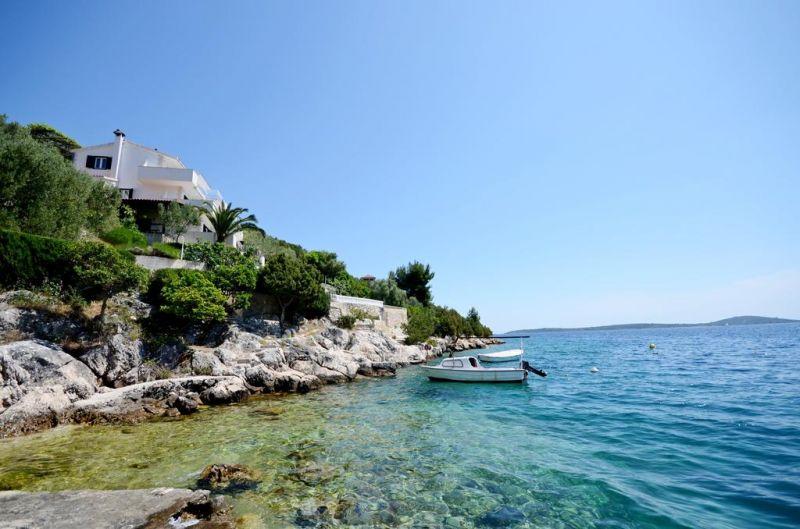 Vue extérieure de la location Location Maison 112576 Trogir