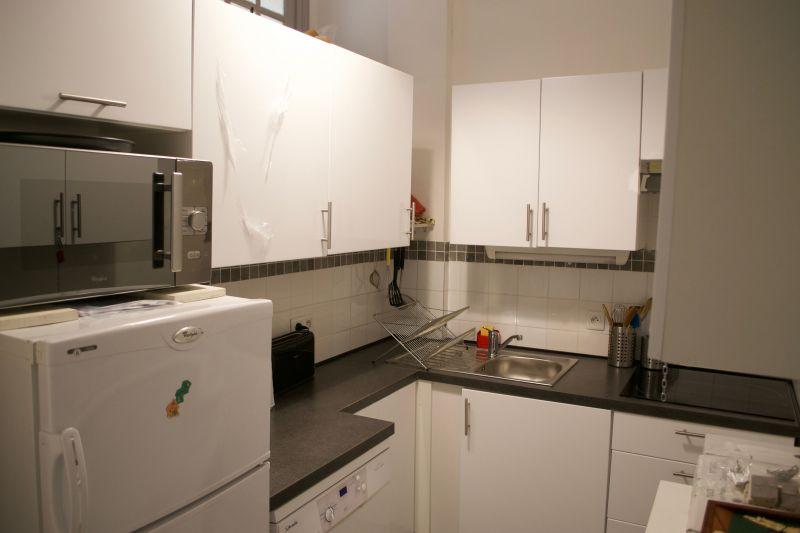 Cuisine indépendante Location Appartement 112931 Hendaye