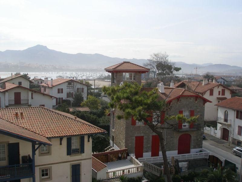 Vue du balcon Location Appartement 112931 Hendaye