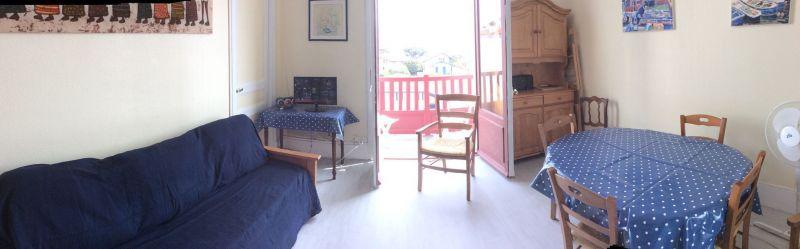Séjour Location Appartement 112931 Hendaye