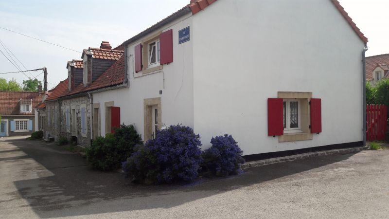 Vue extérieure de la location Location Gite 113121 Wissant