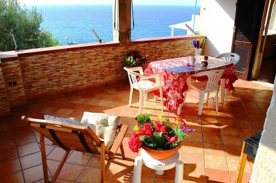 Veranda Location Appartement 113270 Tropea