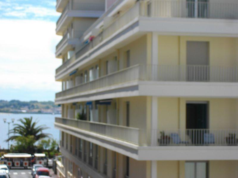Vue extérieure de la location Location Appartement 113335 Saint Jean de Luz