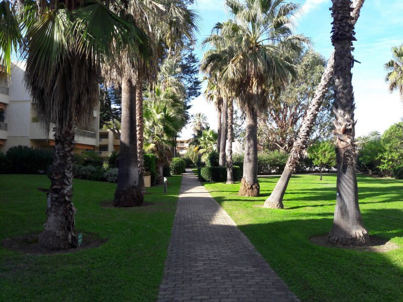 Jardin Location Appartement 114308 Antibes