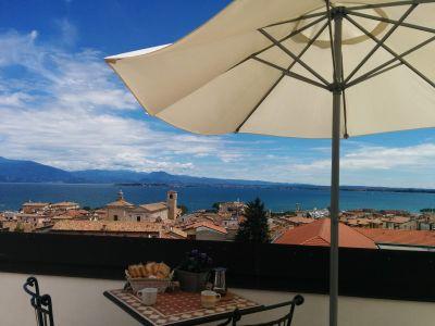 Terrasse Location Appartement 115282 Desenzano del Garda