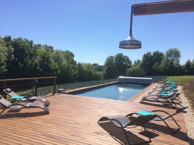 Piscine Location Maison 115407 Brive-la-Gaillarde