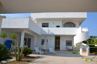 Vue extérieure de la location Location Villa 116597 Lecce