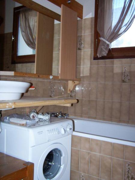salle de bain Location Appartement 116920 Saint Gervais Mont-Blanc