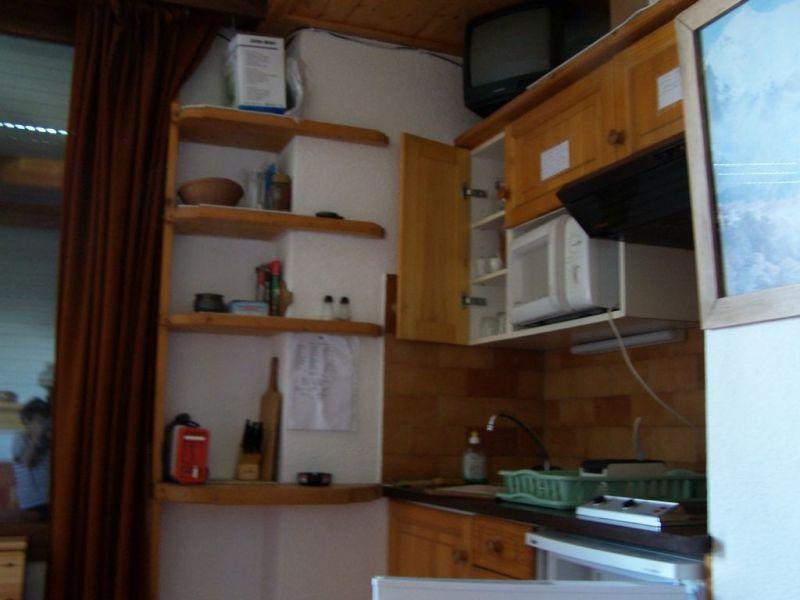 Coin cuisine Location Appartement 116920 Saint Gervais Mont-Blanc