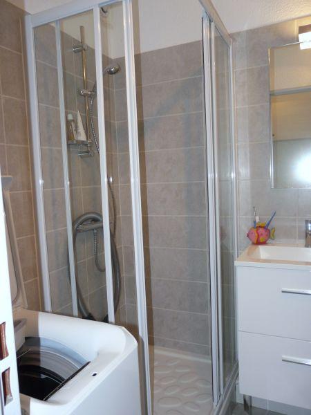 salle de bain Location Studio 117600 Cap d'Agde