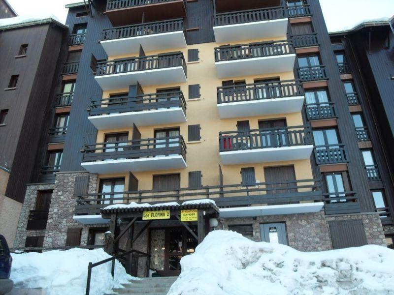 Vue extérieure de la location Location Appartement 117670 Risoul 1850