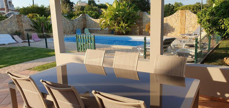 Vue de la terrasse Location Villa 118399 Albufeira