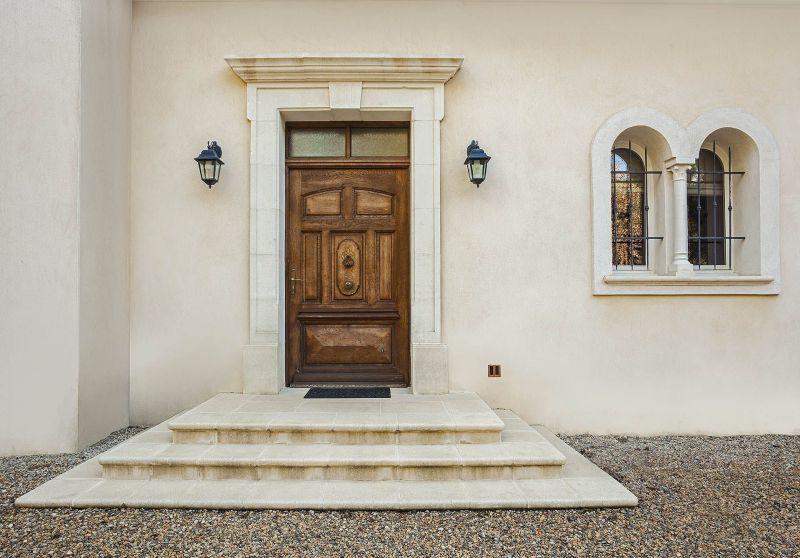 Entrée Location Villa 118602 Lorgues